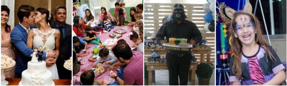 Cheirinho de Festa - Buffet e Decoração de Festas RJ