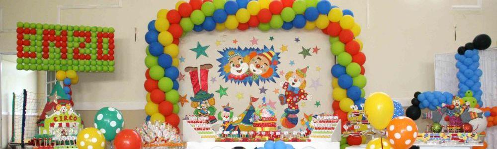 ChokoArte - Curso de Decoração com Balões e Recreação
