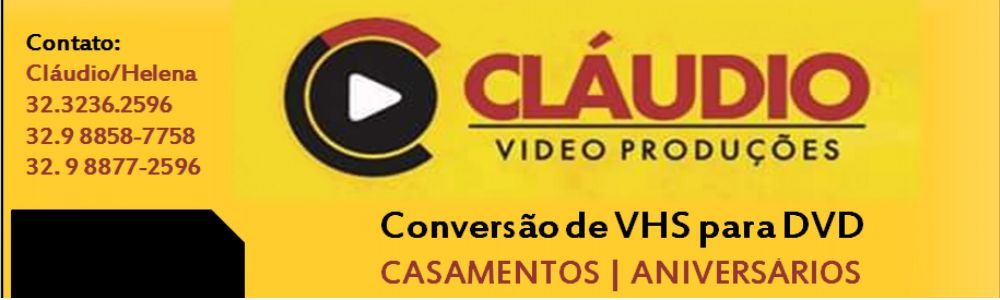 Cláudio Vídeo Produções