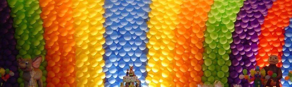 Curso Decoração Com Balões (Iniciantes) - Em Campinas
