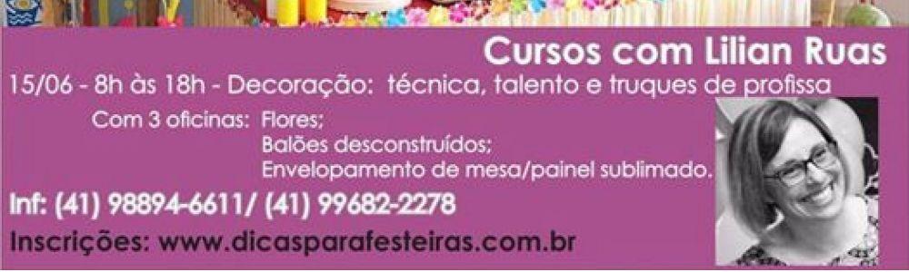 Curso Lilian Ruas - Curitiba 15/06