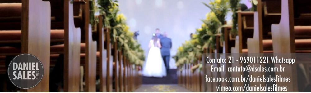 Filmagem completa de Casamento