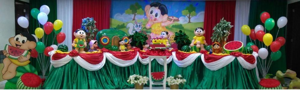 Buffet Infantil Deka Festas & Eventos