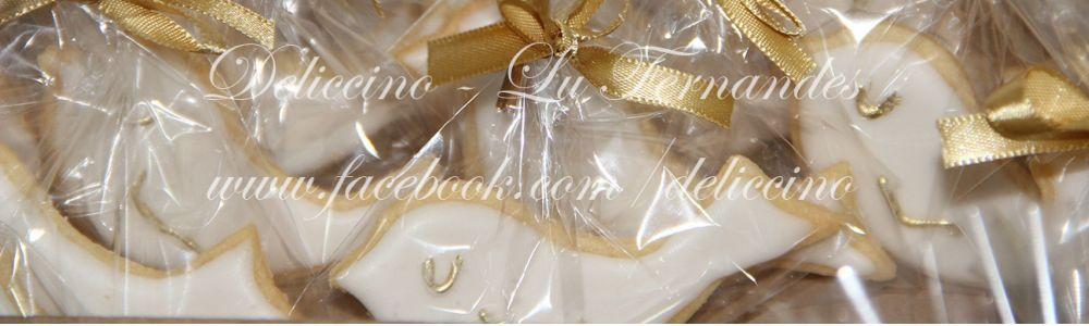 Deliccino - Bolos, doces, salgados e decorações