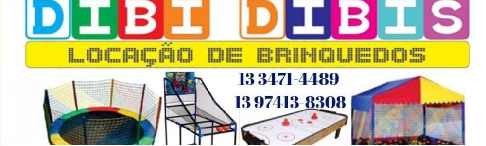 Dibi Dibis Locação de Brinquedos