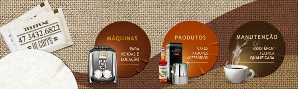 Dicoffee Machine - Soluções em Café