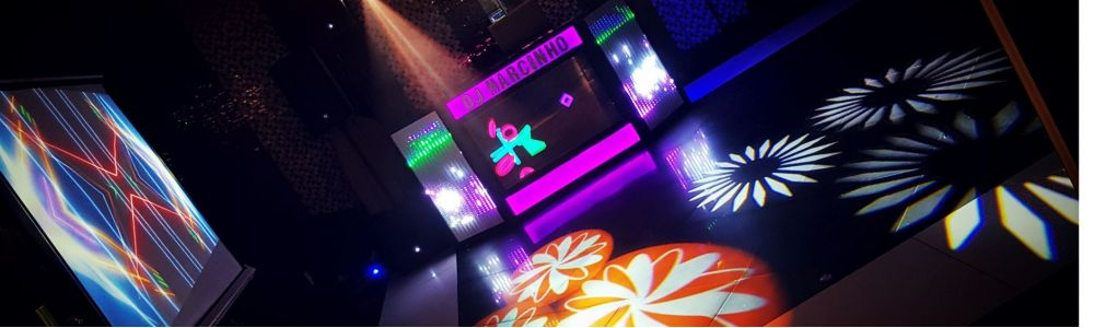 DjSalvador Som e Iluminação DJ Marcinho Salvador Bahia