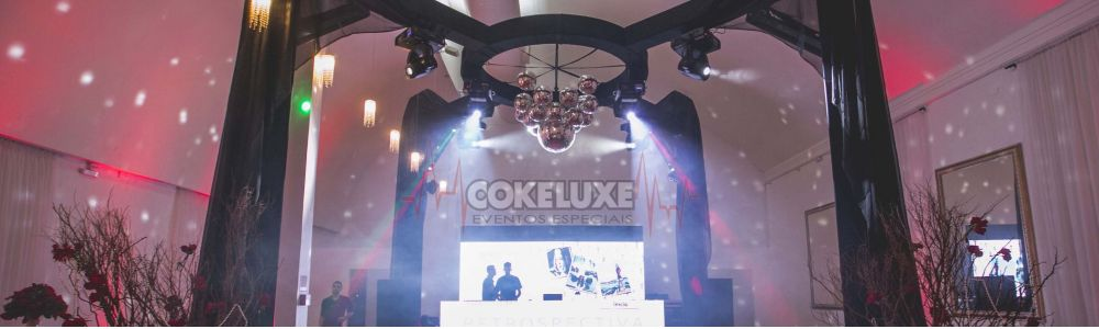 Dj Para Festas em SP - Cokeluxe Eventos