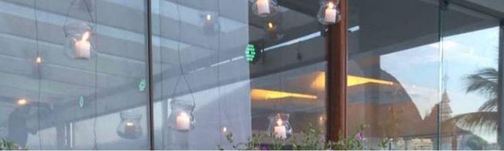 Decoração com Velas e Lanternas