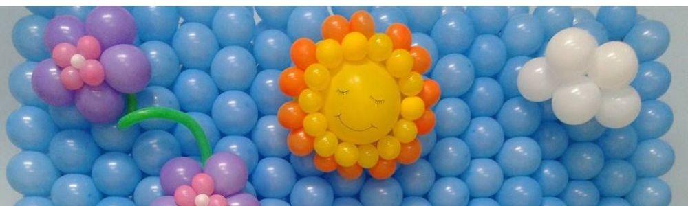 Doce Criança Balões -cursos