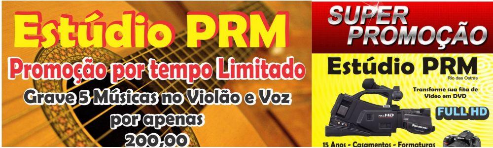 PRM Estúdio (filmagens e fotos)