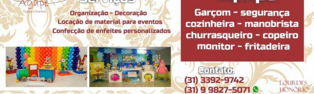 Ágape Festas E Eventos