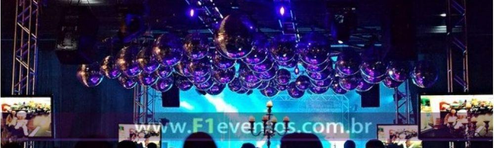 F1 Eventos Som e Iluminação