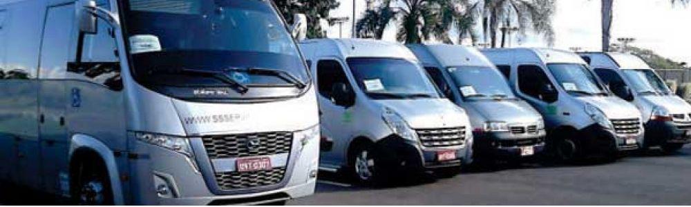 Fda Locadora & Turismo - Locação de Vans Brasília
