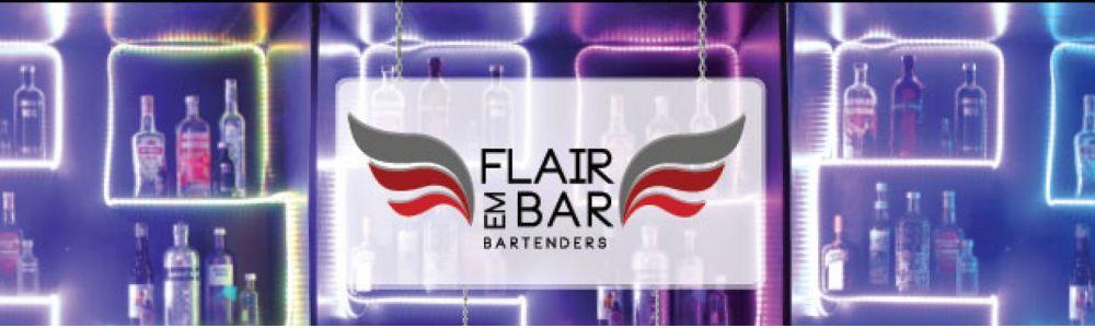 Flair em Bar Bartenders