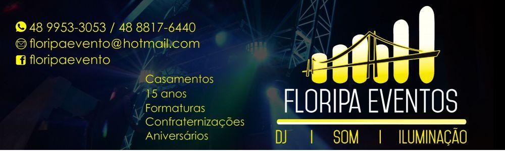 Floripa Eventos - DJ / Som / Iluminação