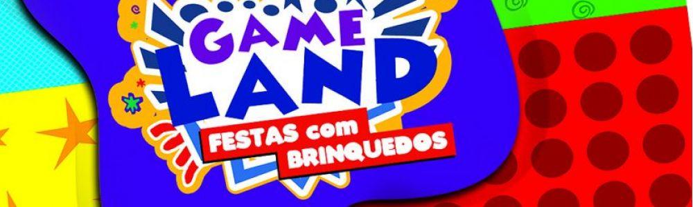 Game Land Festas - Decoração Temática