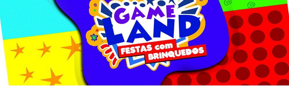 Game Land Festas - Organizamos o seu evento