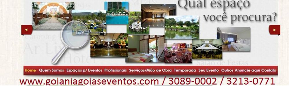 Goiânia Goiás Eventos
