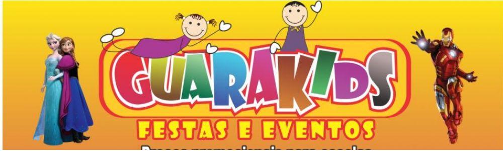 guarakids festas e eventos