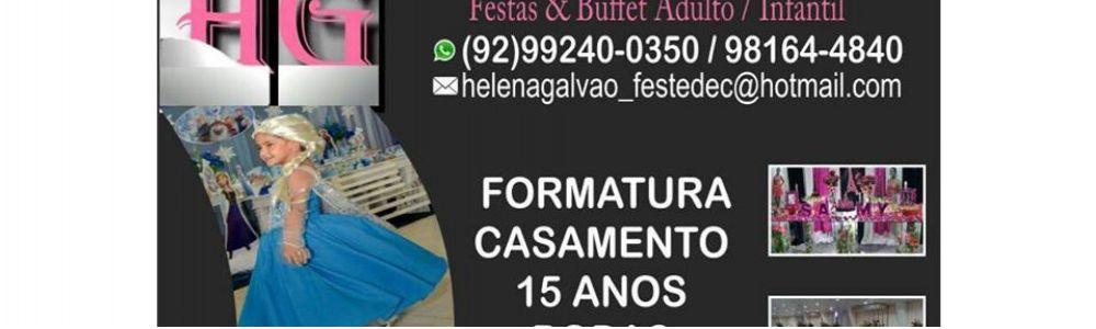 Helena Galvao Festas & Buffet.
