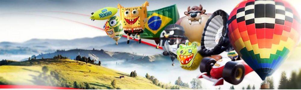 Balão Personalizado Inflável - atendemos todo o Br