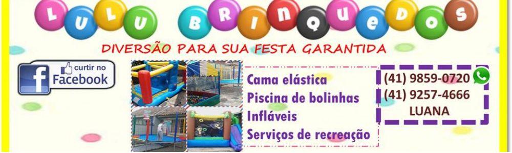 Locação de brinquedos em Campo Largo - Infláveis
