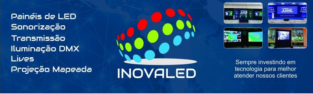 Inovaled - Equipamentos para Eventos