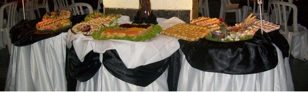 Jaymes Festase evento: Buffet Questão de Gostos