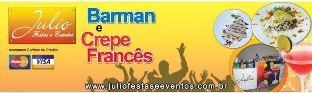 Barman Julio Festas E Eventos