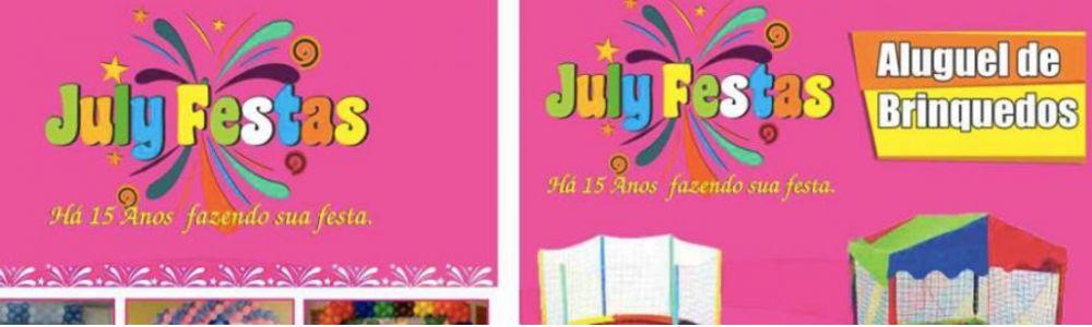 July festas