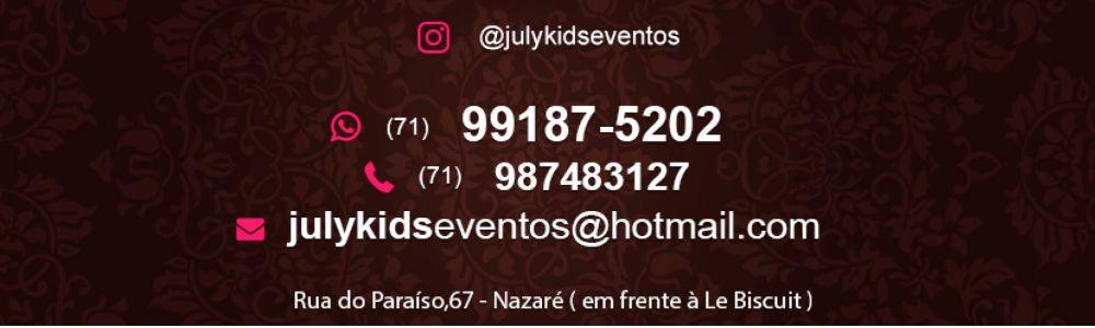 July Kids Eventos & Juliane Pereira Cerimonial