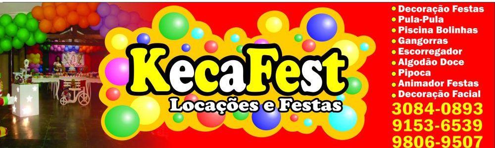 Kecafest Decoração Infantil E Locação De Brinquedos