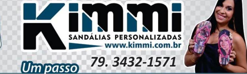 Kimmi Sandálias e Chinelos Personalizados