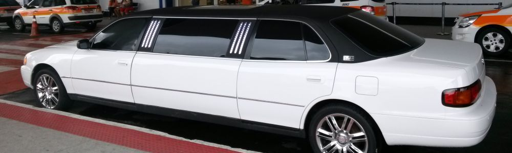 Limousine para Casamentos / Debutantes / Passeios românticos