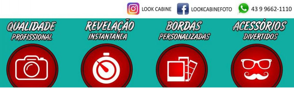 Look cabine Foto
