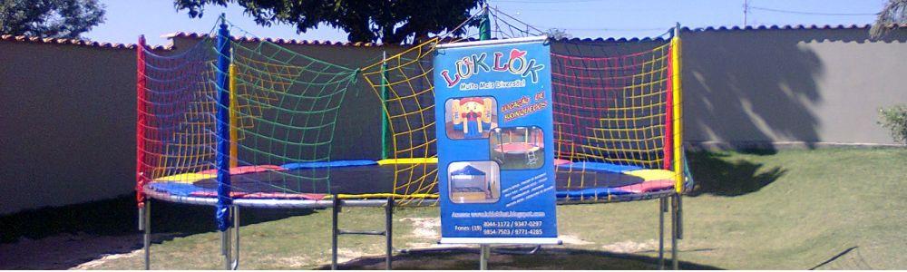 Luk Lok Locação de Brinquedos e Decorações para Festas e Eventos