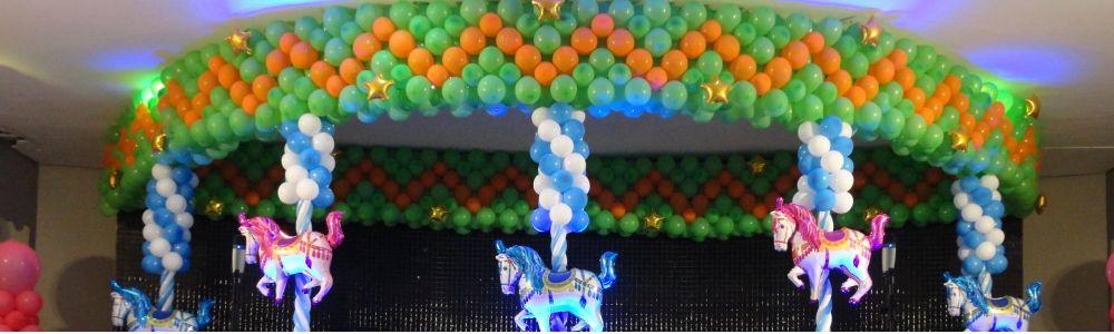 M&A - Decoração de Festas Sumaré