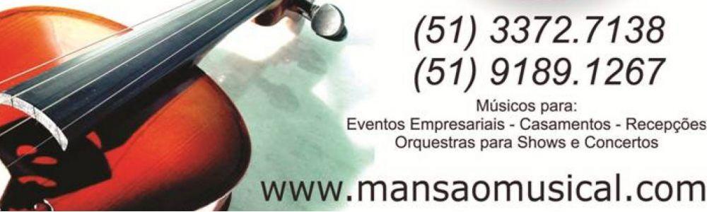 Mansão Musical - músicos para eventos