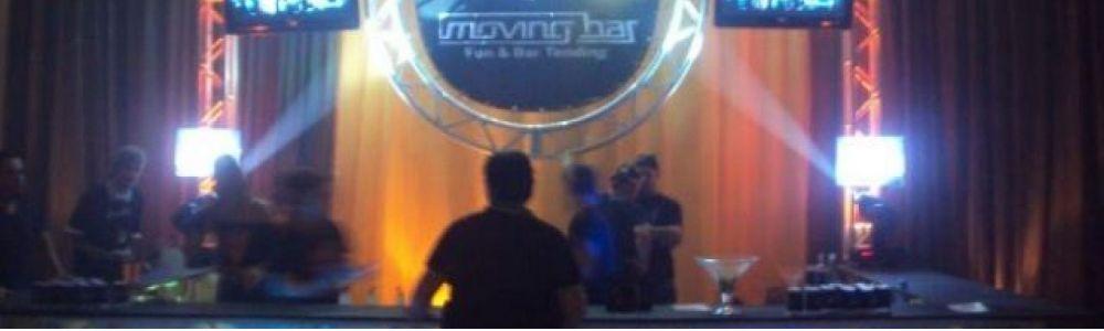 Moving Bar _ Fun & Bar Tending