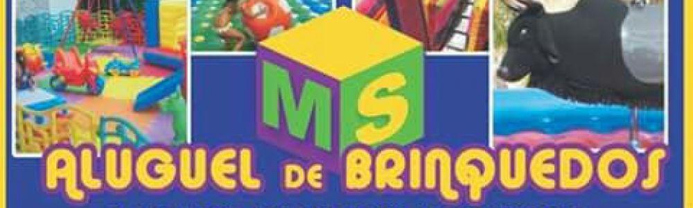 MS Aluguel de Brinquedos