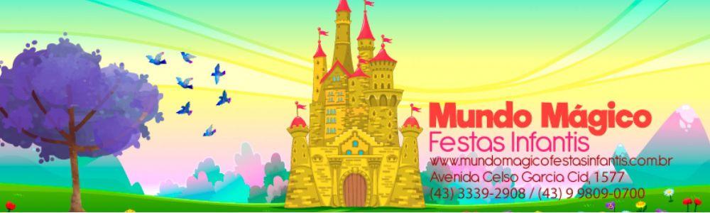 Mundo Magico Decorações de festas infantis Ltda