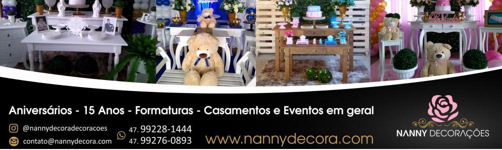 Nanny Decorações