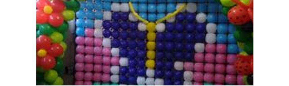 Cursos de Balões - Telas - Arcos e afins