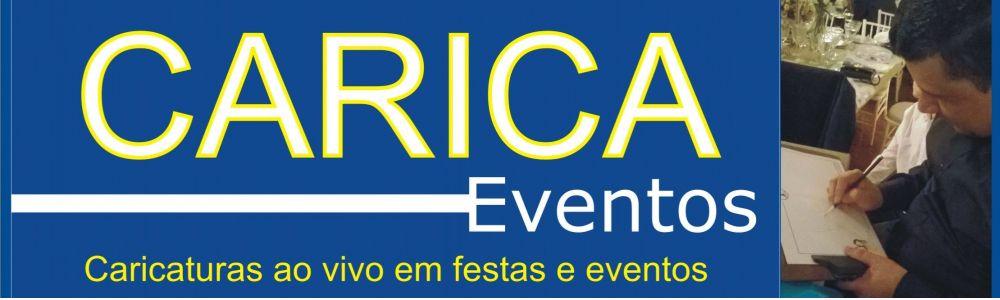 Carica Eventos - Nilson Féllix - Vitrine