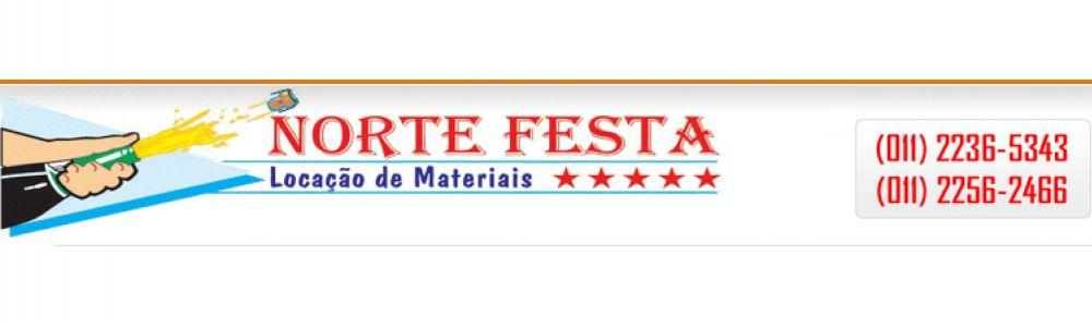 Norte Festa locação de materiais Ltda.