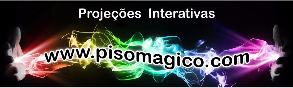 Piso Mágico Projeções interativas