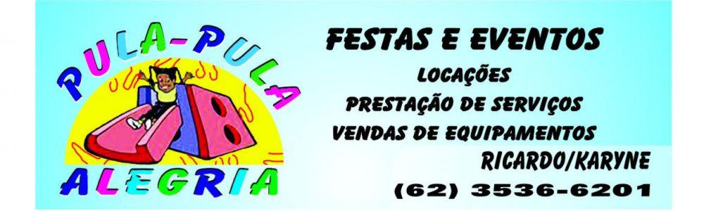 Pula Pula Alegria Locações e vendas 62 3536-6201