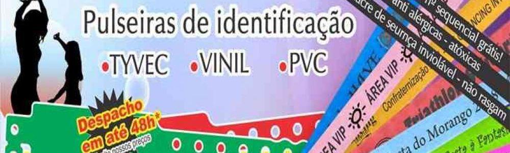 Printag Identificação - Produtos para identificaão de público e sistemas de controle.
