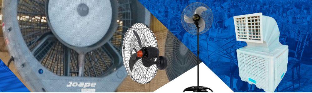Rioflux | Locação de ventiladores, climatizadores e exaustores